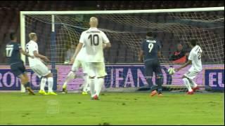 Video Gol Pertandingan Napoli vs Hellas Verona