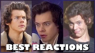 HARRY STYLES' BEST AND PUREST REACTIONS