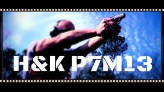 heckler koch hk p7m13 9mm review hd