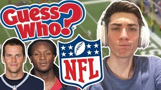 GUESS THAT NFL PLAYER CHALLENGE