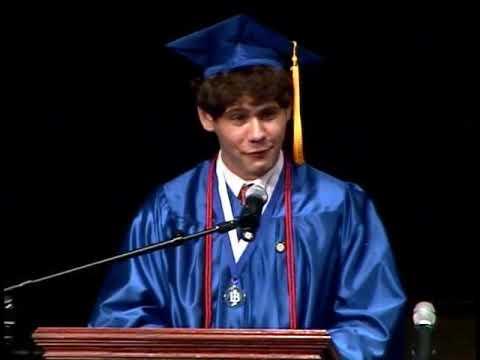 Riverwood International Charter School 2009 Graduation Speech