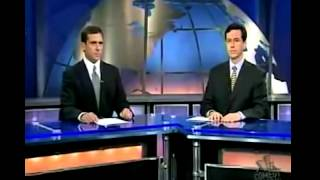 Imam Carell vs Pastor Colbert and the big twist ending