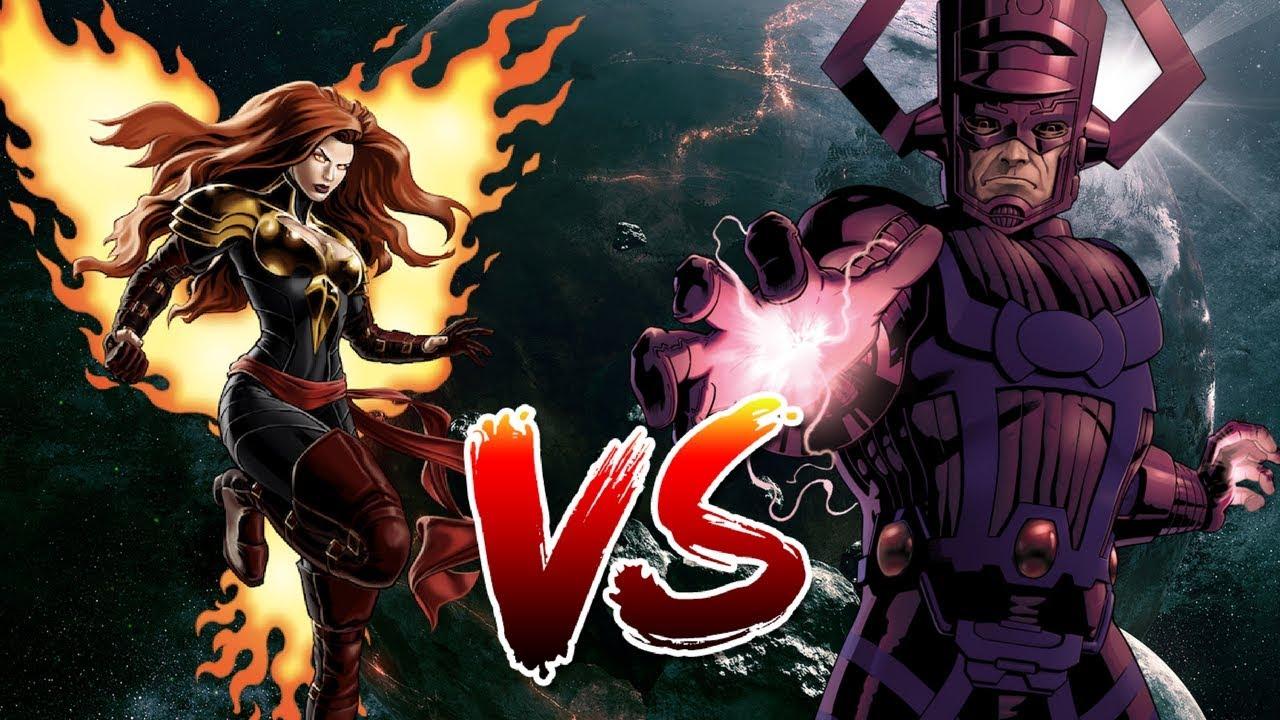 Galactus VS Phoenix | ...