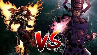 Galactus VS Phoenix | Who Wins?