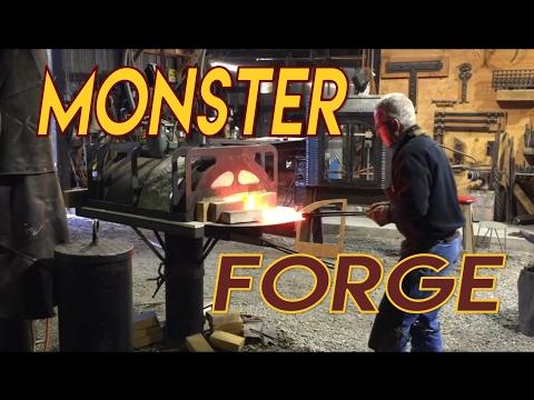 XXL Blacksmith Forge - Original Design