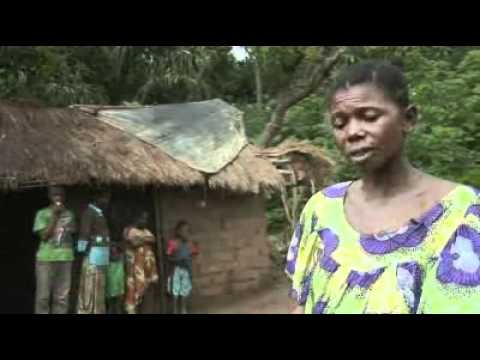 Congo women relive terror of mass rape