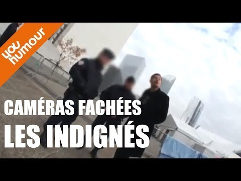 "Olivier PERRIN, Caméra fâchée ""Les Indignés"""