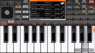Hire manik to noy (mobile piano) cover by abir