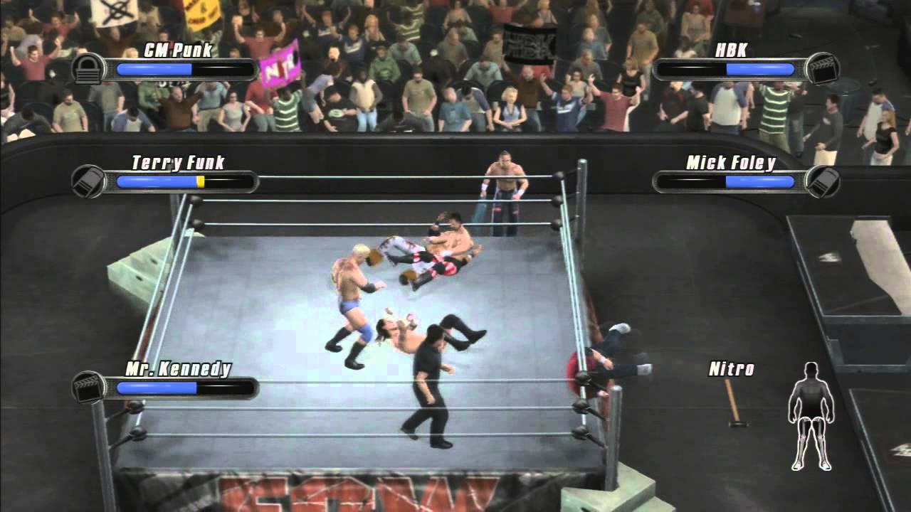 Smackdown vs Raw 2008 General Manager Mode - Episode 40 ...