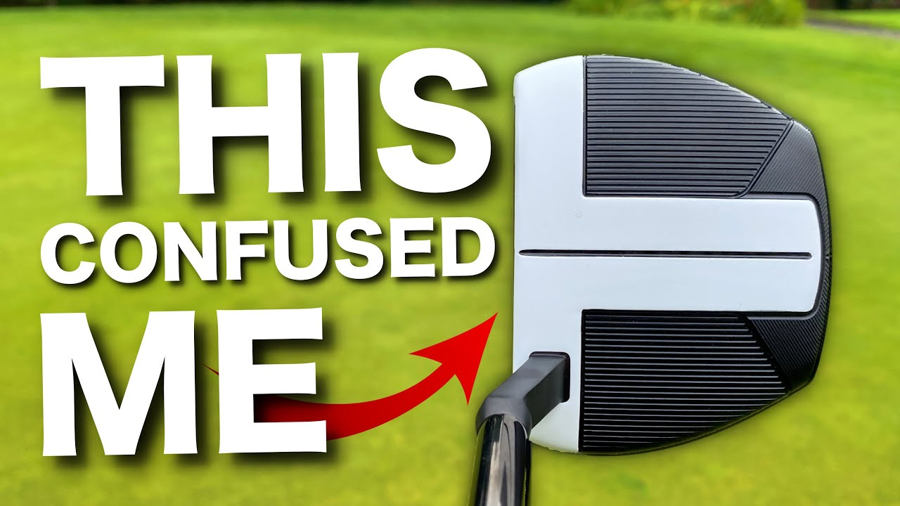 TaylorMade CONFUSE me | NEW SPIDER FCG REVIEW