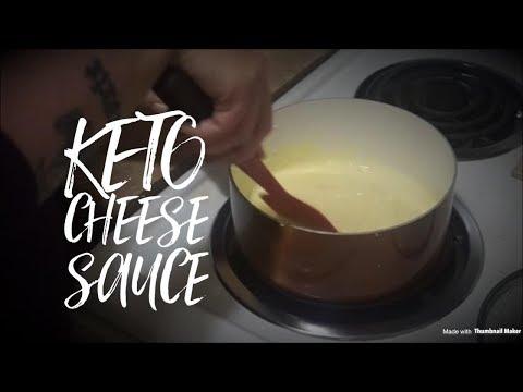 Easy Keto Cheese Sauce