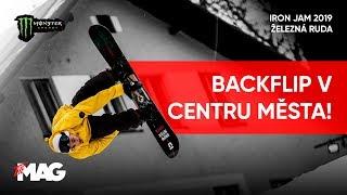 BACKFLIP V CENTRU MĚSTA! Iron Jam 2019