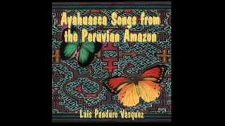 Luis Panduro Vasquez - Ayahuasca Songs from the Peruvian Amazon