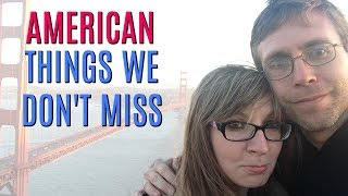 What We Do NOT Miss About America   Interactive English Cultural Lesson