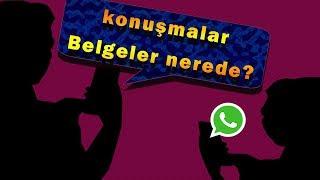 WhatsApp Yedekleme ve Geri yükleme (2 Yöntemle)