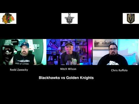 Las Vegas Golden Knights vs Chicago Blackhawks 8/16/20 NHL Pick and Prediction Stanley Cup Playoffs
