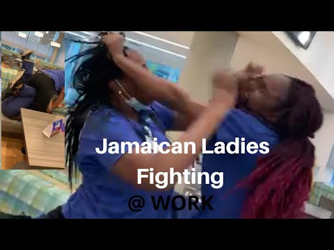 Download Jamaican Ladies Fight like Mad! & Nigerian Lady Caught boyfriend with another girl