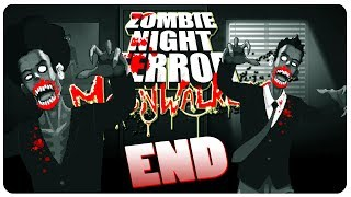 ZOMBIES vs EVENT HORIZON! | Zombie Night Terror Gameplay Ending (Moonwalkers)