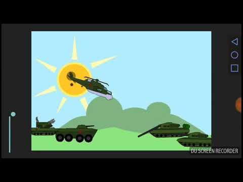 Рисуем мультфильмы 2: Война