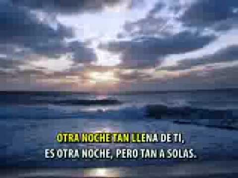 Grupo America - Otra Noche Sin Ti (KARAOKE 2)