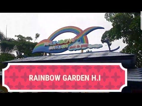 RAINBOW GARDEN HARAPAN INDAH ( tiket murah meriah ) - YouTube