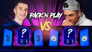 HIT DEKADY! WALKOUTY! CZERWONE KARTKI! PACK & PLAY ft. LACHU! FIFA 19 ULTIMATE TEAM