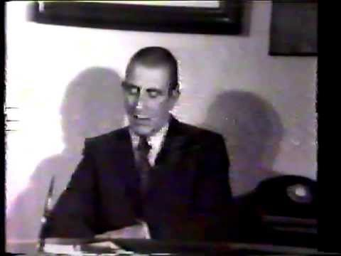Eduardo Frei Montalva: Entrevista 1974 P3
