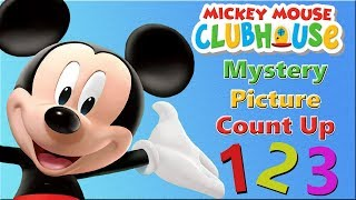 Mickey Mouse Clubhouse - Kids Learn Numbers & Counting - Disney Junior Game For Kids