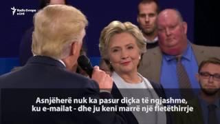 """Trump: Do ta """"burgos"""" Clintonin nëse zgjidhem president"""