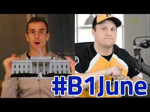 EOS and B1 Storming Washington DC. We're bringing you the facts on #B1June (Everything EOS #58)