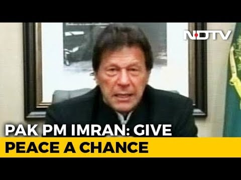 """Give Peace A Chance"": Imran Khan's Appeal After PM Modi's Challenge"