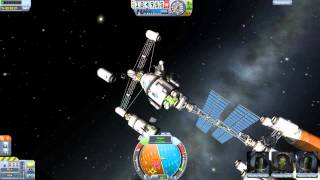 Kerbal Space Program - Reusable Space Program - Episode 13