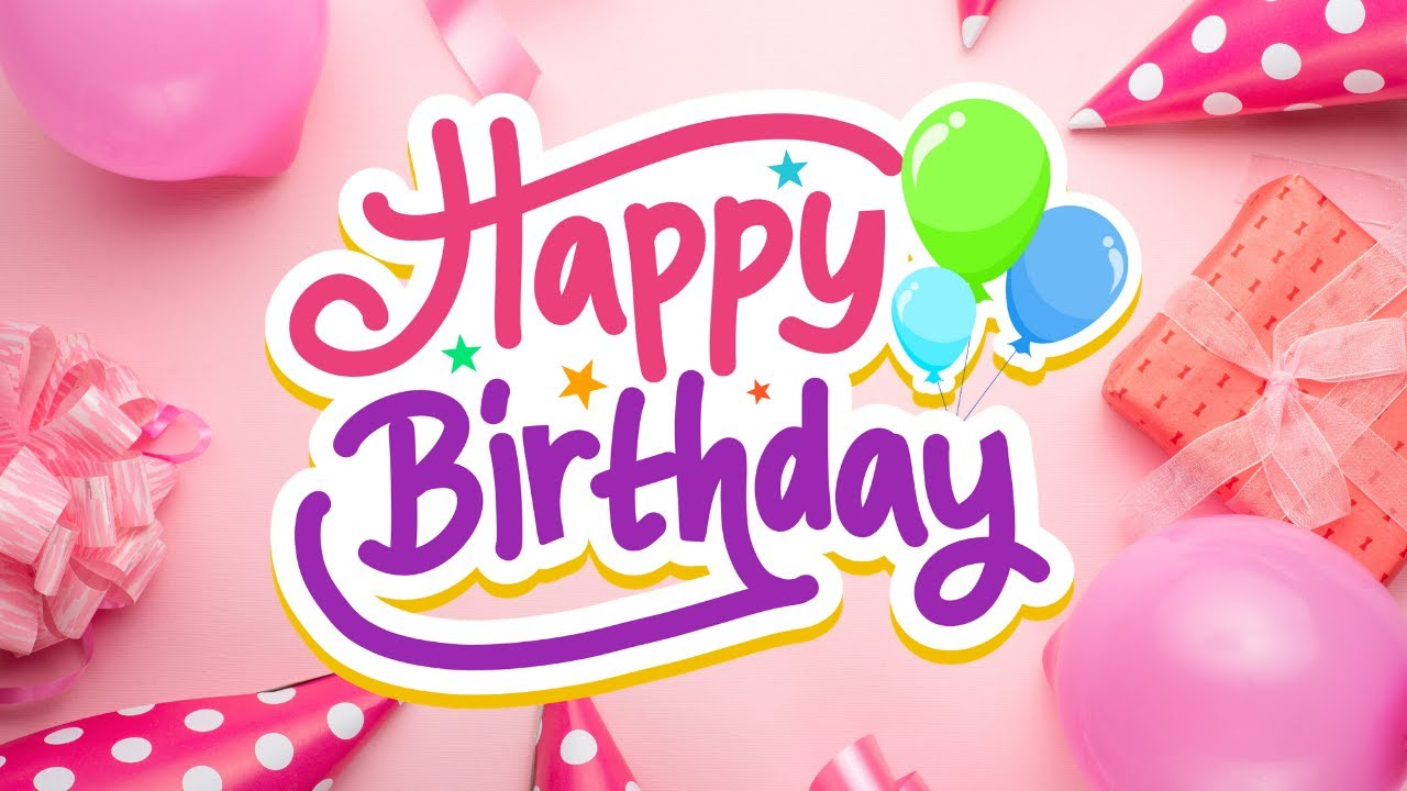 Best Happy Birthday Song For My Sister Happy Birthday Sister Song Youtube
