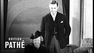 The Duke Of Norfolk And The Hon Lavinia Struet  Aka Lavinia Street Or Lavinia Strutt (1936)