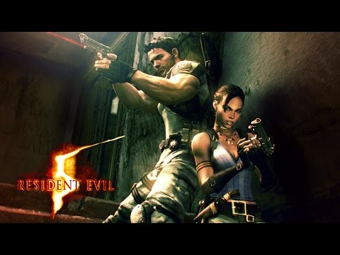 Resident Evil 5 Game Movie All Cutscenes 1080p Hd Youtube