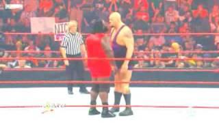 Mark Henry vs Big Show