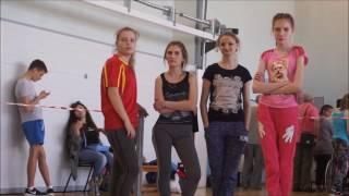 IV летняя городская спартакиада инвалидов в Саранске. 26-27.05.17