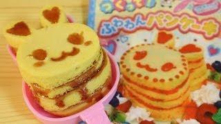 Heart Rabbit Shaped Pancake Making Kit つくってふわわんパンケーキ ウサギ