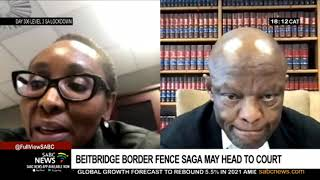 Beitbridge border fence saga may head to court