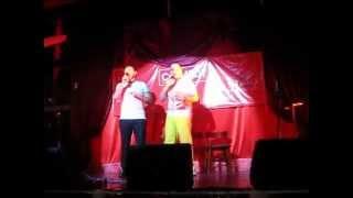 Выступление Comedy Club в Алматы