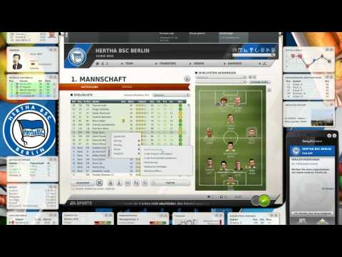 Let's Play Fussball Manager 12 #119 - Samed Yesil