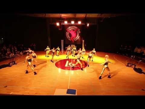 Shate   The Golden Wonder | Pop Dance Teams Adults | Lithuanian Cup 2017