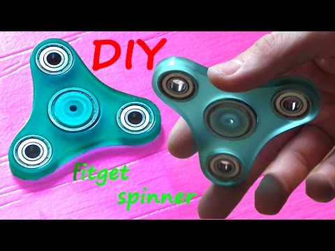 Fidget Spinner DIY