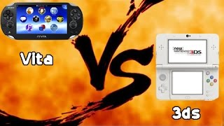 PS Vita Vs 3DS: One Piece Unlimited World Red