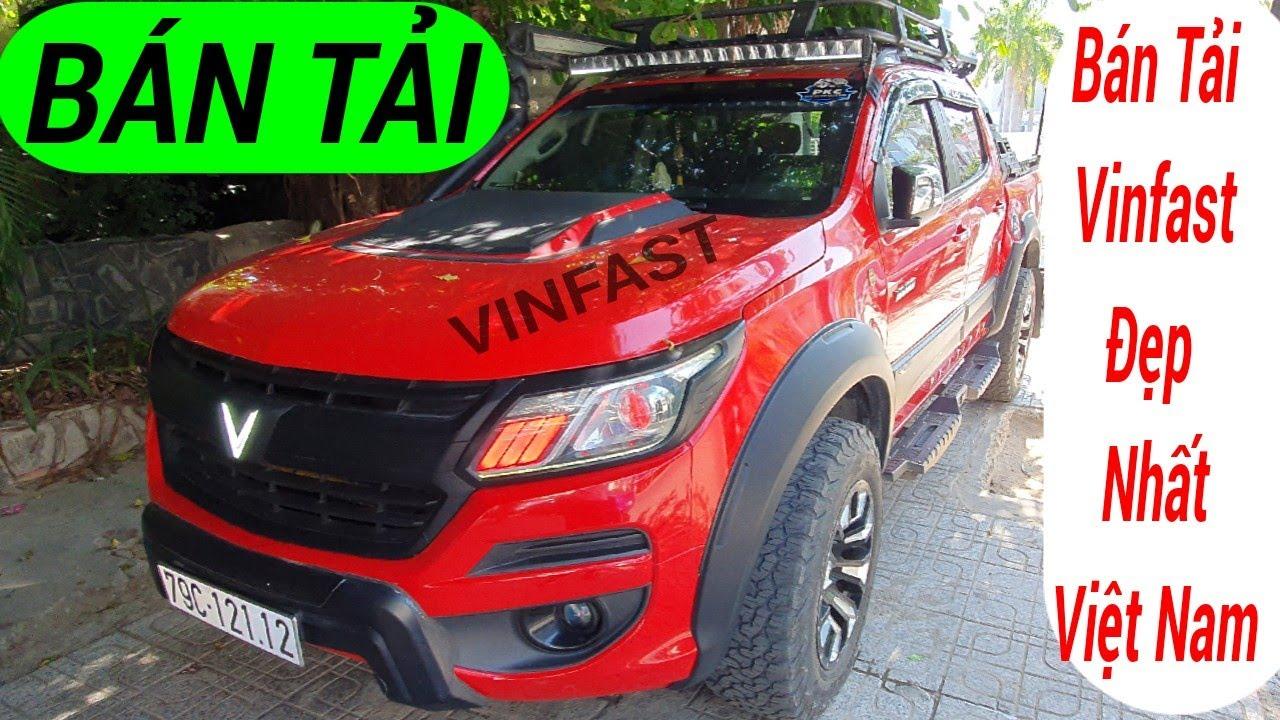 Bán tải VINFAST Đệp nhất Việt Nam. Team Vinfast rất mong Bác Vượng sản xuất Ô tô bán tải Vinfast