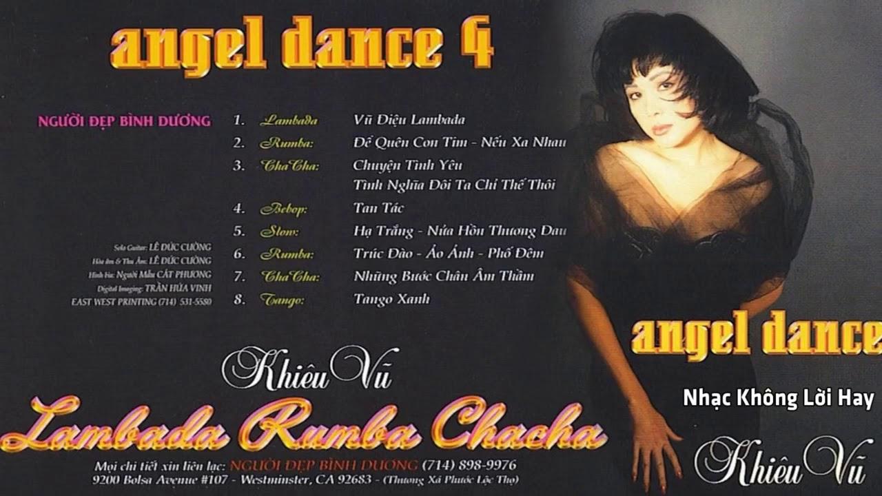 Nhạc Hòa Tấu Không Lời - Khiêu Vũ Lambada, Rumba, ChaChaCha - Angel Dance 4