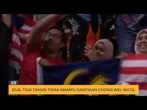 Chong Wei layak digelar legenda - Hendrawan