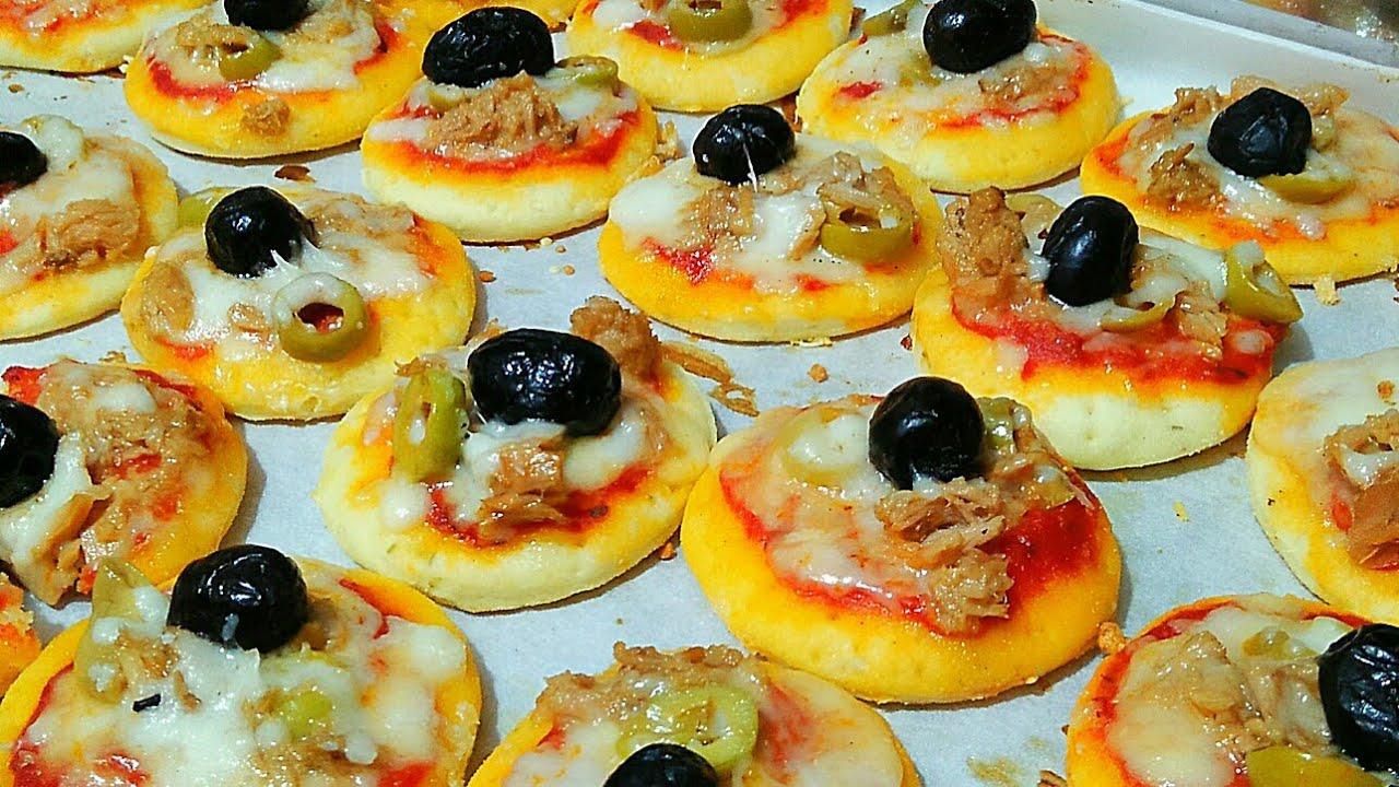 ارووع بيتزات لفطور رمضان ف 10 دقائق من الذ مايكوون كفاش نطيبو