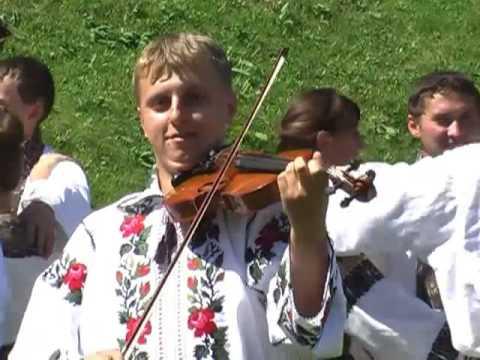 Fraţii Reuţ - Sârba suceveană - vioară