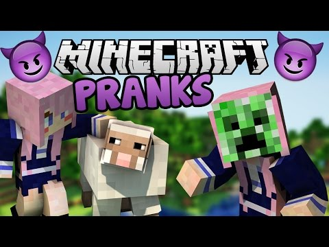 Disguises | Fun Minecraft Server Pranks